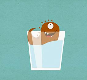 国家食品安全风险评估中心科普动画:让你得急性肠炎的空肠弯曲菌