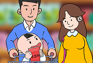 给宝宝喝儿童乳饮料真的会得白血病吗?