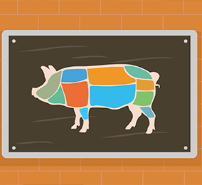 猪肉里真的会长钩虫吗?