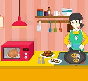食品安全科普:吃微波炉加热过的食品真的容易得癌症吗?