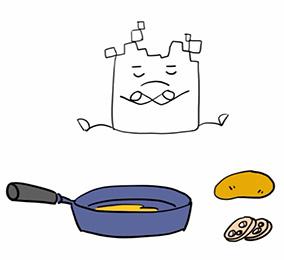 科普视频:油炸、烘焙、烧烤可能生出丙烯酰胺这个坏蛋