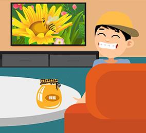 成av人电影在线观看欧美一级片安全科普:蜂蜜真的含有激素,儿童不能吃吗?