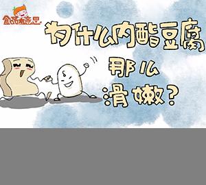 食品添加剂科普视频:内酯豆腐滑嫩的原因——葡萄糖酸-δ-内酯