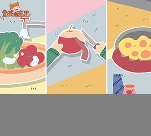科普视频:盐水洗菜真能去农残吗?(食品谣言系列)