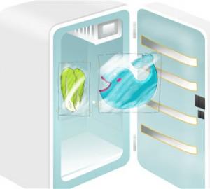 如何清理冰箱?