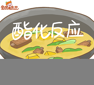 """科普视频:炒菜为何""""香喷喷""""——酯化反应"""