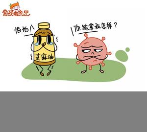 涂抹芝麻油能阻止新型冠状病毒进入人体吗?