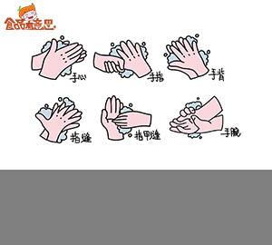 怎样洗手效果更好?