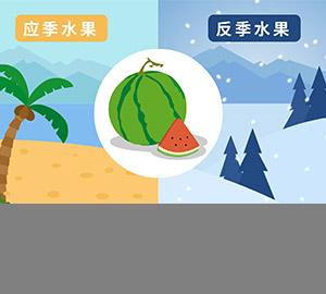 反季节果蔬和激素有关系吗?