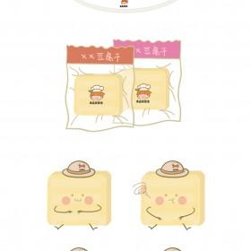 豆腐干、豆腐皮、腐竹 (3)