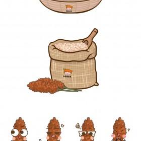 高粱、高粱饴、小米、玉米 (4)