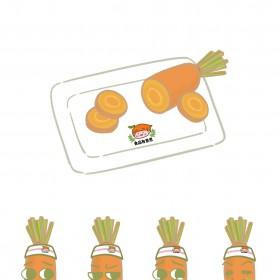 胡萝卜 (3)