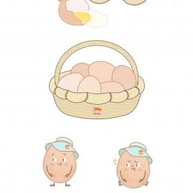 鸡蛋、毛蛋、皮蛋、鸭蛋、咸鸭蛋 (5)