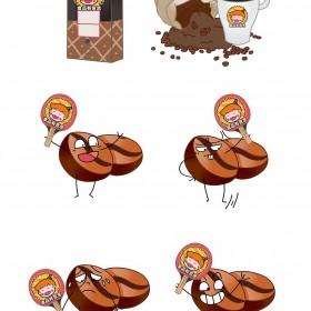 咖啡咖啡豆 (2)
