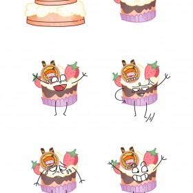奶油蛋糕、提拉米苏 (2)