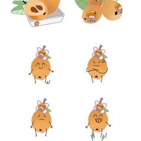 椰子、琵琶、杨桃 水果 (3)