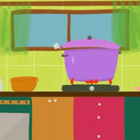 厨房  场所 (1)