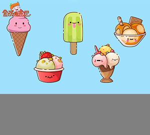 冰淇淋越不容易化,添加剂越多吗?