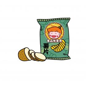 薯类和膨化食品 (2)