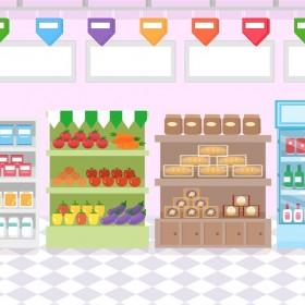 商超  超市  购物 (4)