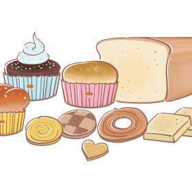 烘焙  糕点  蛋糕 (2)