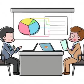 会面交流  办公室  工作 (1)