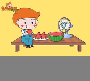 科普视频:切开的西瓜放冰箱能放几天?