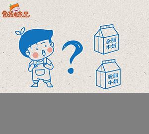 科普视频:脱脂牛奶真的适合减肥吗?