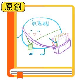 科普漫画:蛋白质的基本单位-氨基酸 (2)