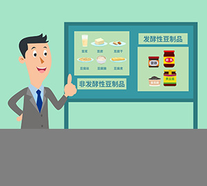 """科普视频:大豆及其制品应该如何选?如何吃?(""""豆""""挺好,要""""慧""""吃)"""