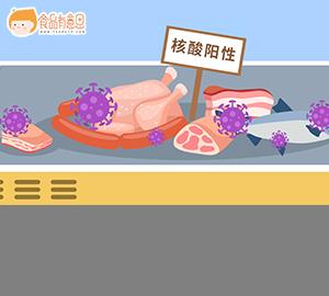 科普视频:核酸阳性意味着什么?进口冷链食品还能吃吗?(冷链食品核酸检测那些事儿)