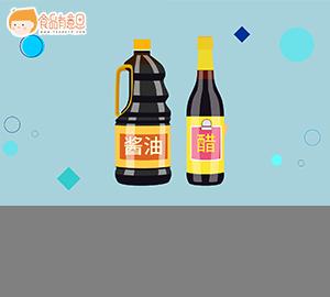 """每天都要吃的酱油、醋,该如何挑选?(酱油、醋要""""慧""""选)"""